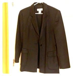 Saks Fifth Avenue Jacket/Blazer